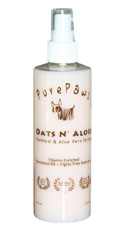 Oatmeal & Aloe Vera Spray
